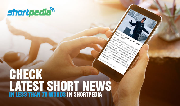 Get access to all latest news in a summarised manner via Shortpedia