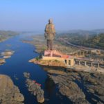 Statue of Unity – One coin, Two sides!